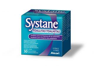 Salud visual SYSTANE Systane Toallitas 30 unidades