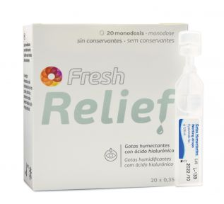 Salut visual General Optica Fresh Relief Monodosis