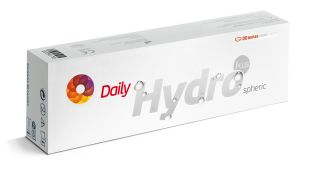 Lentilles Daily - General Optica Daily Hydro Plus Spheric 30 unitats