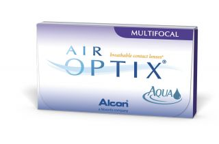 03 AIR OPTIX Air Optix Multifocal 3 unidades