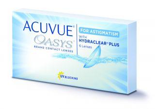 03 ACUVUE Acuvue Oasys Astigmatismo 12 unidades