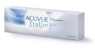 Lentilles Acuvue 1 Day Acuvue True Eye 30 unitats