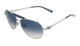 Gafas de sol Chopard SCH870 Plateados Aviador
