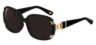 Gafas de sol Loewe SLW807 Negro Cuadrada
