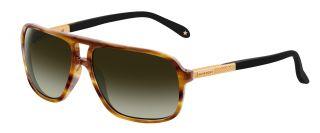 Gafas de sol Givenchy SGV816 Marrón Rectangular