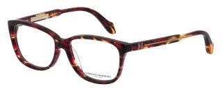 Gafas graduadas Carolina Herrera New York VHN514 Rojo Cuadrada