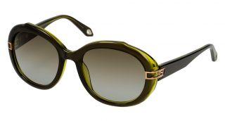 Gafas de sol Givenchy SGV877 Verde Redonda