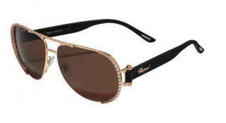 Gafas de sol Chopard SCHA66S Dorados Aviador