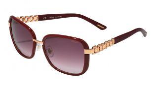 Gafas de sol Chopard SCHA64 Granate Cuadrada