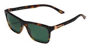 Gafas de sol Chopard SCH151 Marrón Cuadrada