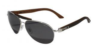 Gafas de sol Chopard SCHA55V Plateados Aviador
