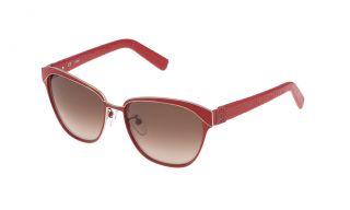 Ulleres de sol Loewe SLW454 Vermell Papallona