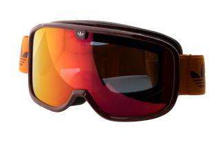 Gafas de sol Adidas AH82 Negro Cuadrada