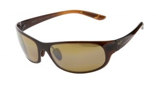 Gafas de sol Maui Jim MJ417 Marrón Rectangular
