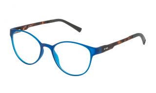 Gafas graduadas Sting VS6603 Azul Redonda