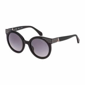 Gafas de sol Blumarine SBM668S Negro Redonda