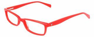 Gafas graduadas Agatha Ruiz de la Prada AL63122 Rojo Rectangular