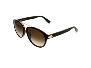 Gafas de sol Trussardi STR080 Naranja Mariposa