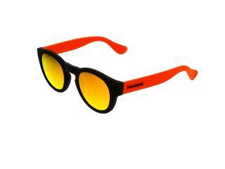 Gafas de sol Havaianas TRANCOSO/M Negro Redonda
