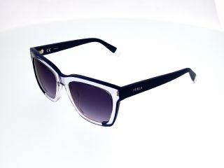 Gafas de sol Furla SFU069 Azul Redonda