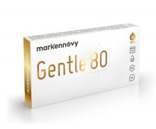 Lentilles Gentle Gentle 80 Multifocal Toric 3 unitats