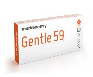 Lentilles Gentle Gentle 59 Multifocal Toric 3 unitats