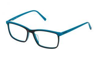 Ulleres Sting VST107 Blau Rectangular