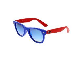Gafas de sol Ray Ban Junior 0RJ9066S Azul Cuadrada