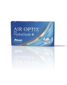 LC Air Optix Air Optix Plus HydraGlyde 3 unidades