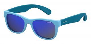 Gafas de sol Polaroid Kids P0300 Azul Rectangular