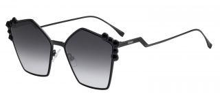 Gafas de sol Fendi FF0261/S Negro Rectangular