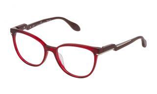 Gafas graduadas Carolina Herrera New York VHN591M Rojo Mariposa