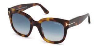 Gafas de sol Tom Ford TF613 Marrón Cuadrada