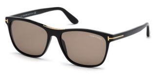 Gafas de sol Tom Ford TF629 Negro Rectangular