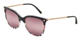 Gafas de sol D&G DG4333 Negro Mariposa