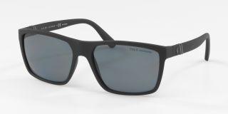 Gafas de sol Polo Ralph Lauren PH4133 Negro Rectangular