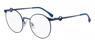 Gafas graduadas Fendi FF0305 Azul Redonda
