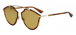 Gafas de sol Christian Dior SOREALRISE Marrón Rectangular