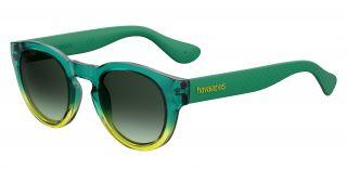 Gafas de sol Havaianas TRANCOSO Verde Redonda