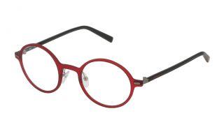 Gafas graduadas Sting VST204 Negro Redonda