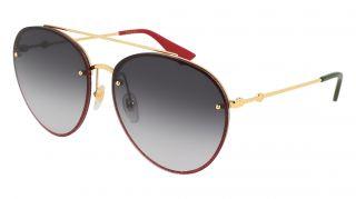Gafas de sol Gucci GG0351S Rojo Redonda