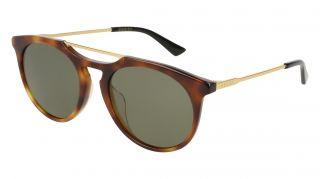 Gafas de sol Gucci GG0320S Marrón Redonda