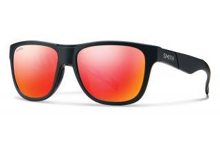Ulleres de sol Smith LOWDOWM SLIM/N Negre Quadrada