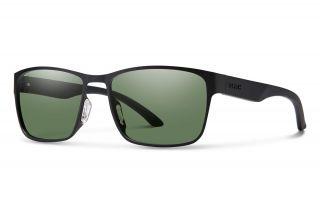 Gafas de sol Smith CONTRA Negro Cuadrada
