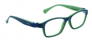 Ulleres Nao Silicona NAO630745SC Blau Quadrada