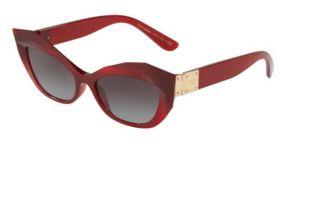 Gafas de sol D&G DG6123 Rojo Mariposa