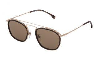 Gafas de sol Lozza SL2315V Marrón Redonda