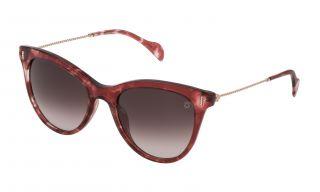 Gafas de sol Tous STOA32 Granate Cuadrada