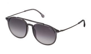 Gafas de sol Lozza SL4208M Gris Redonda