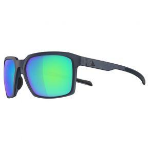 Ulleres de sol Adidas AD44 Blau Quadrada